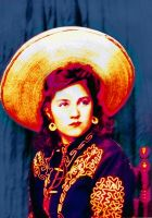 Mexican girl by moyao