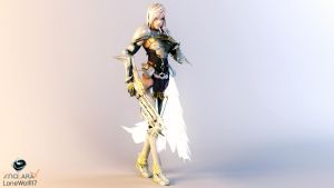 Studio Series: Lightning Farron by LoneWolf117