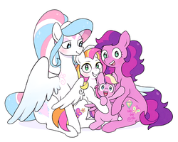 Family portrait by ponydreamdiary