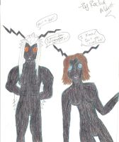 Xemnas and I as heartless by Denomica-Mystique