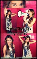 PhotoShoot de Miley Cyrus by BeliebersEditions