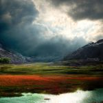 The Beauty of a Storm by indecent-lighting