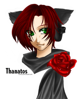 Mene - Thanatos by torikat