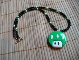 1UP necklace by Oxis