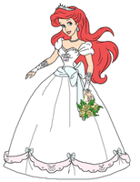 Smile png b and wedding dress images
