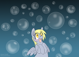MLP - Bucking BUBBLES [CLEAN] by jenasu
