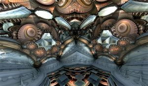 fractal house by Andrea1981G