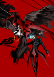 PERSONA 5 by nivlacart