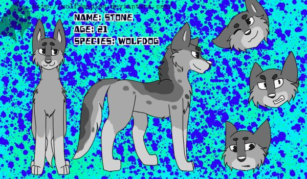 Stone Ref by wolfymaples