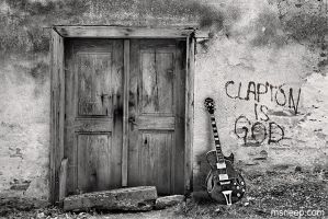 Clapton is god by msneep