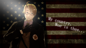 .:My Country, Woe is Thee:. by Muxyo