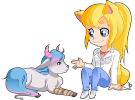 CM Paradoxic Cure by ciaoora