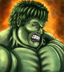 Hulk by mark1up