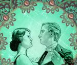 Mary and Mathew Crawley by PharMafia-Soldier