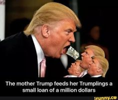 Mother Trump... by cosenza987