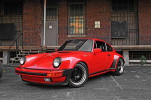 Porsche 930 Turbo by Stephen-Coelho