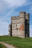 Donnington Castle 1 by OghamMoon
