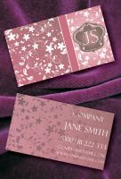 Royal Business Card by Freshbusinesscards
