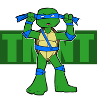 Hero in a half shell by Paterack