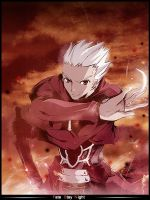 Fate Stay Night by Dylan68