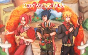 Team 7 - Valentine's Day by TopazShrine
