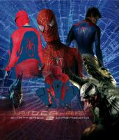 Spider Man Shattered Dimensions 2 Vrn 1. by skysoul25