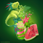 Fruit twister by Static-ghost