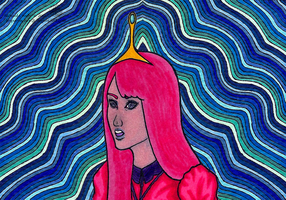 Princess Bubblegum by Imperius-Rex