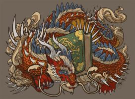 collab: Bookwyrm by AnnisPekka