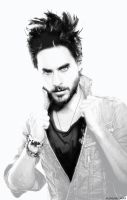 Jared Leto Poster by lovelives4ever