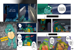 Raph's Choice - Page 13/14 by KameBoxer