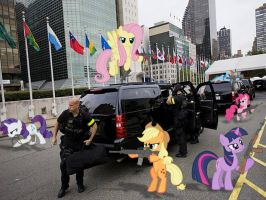 Secret Service's New Recruits by dontae98