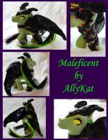 Maleficent by customlpvalley