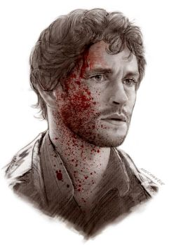 Will Graham by maichan-art