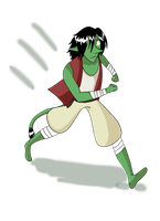 Goblin by The-Happy-Apple