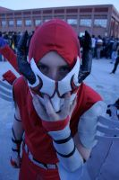 Blood Moon Shen Cosplay (League of Legends) by JohanDescontrol