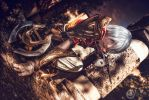 I must carry out the will of the Patriarchs by azka-cosplay