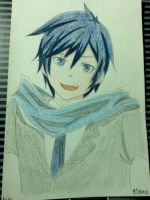 Vocaloid - Kaito by Wacky-Apollo-Witch