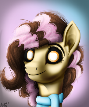 Chocolate Swirl's Portrait [Gift] by MisiekPL