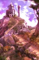 Comm: Mountain Path by lordless