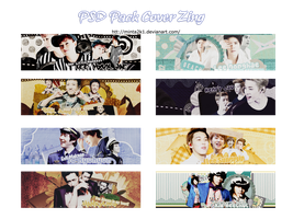 PSD Pack Cover Zing - by Minta by Minta2k1