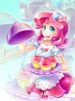 Miss Pinkie Pie by canarycharm
