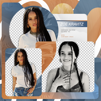 Png Pack 685 // Zoe Kravitz by confidentpngs