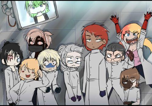 Ask or Dare the Doctors by Chibi-Works