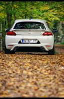 VW Scirocco ABT - 4 by rugzoo