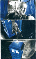 ''To Have A Home'' doctor who fanart by leaffiber