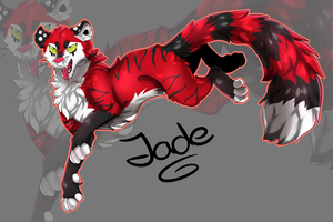 Jade .:AT:. by GhostNuri