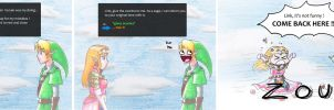 OOT-NOvers. 14 - Ending ENG by KrayComics