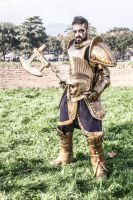Dwemer Armor Cosplay 2 by Nerv-0