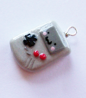 Polymer Clay Mini Game Pal 1 by SeaOfCreations